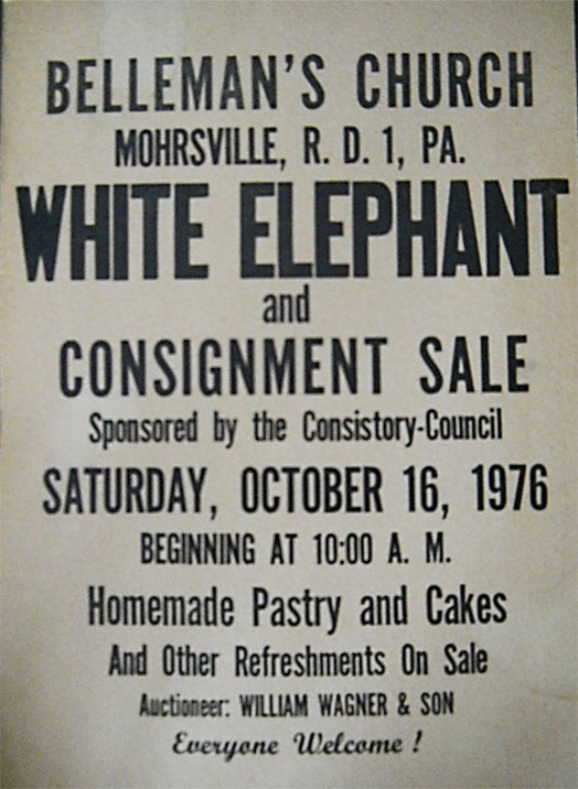 White Elephant Poster, wagner auction service, auctioneer hamburg pa, auctioneer shoemakersville pa, auctioneer shillington pa, auctioneer leesport pa, real estate auctions, antique auctions, equipment liquidation auctions, military memorabilia auctions shoemakersville pa, estate auctions, Auctioneer wyomissing pa
