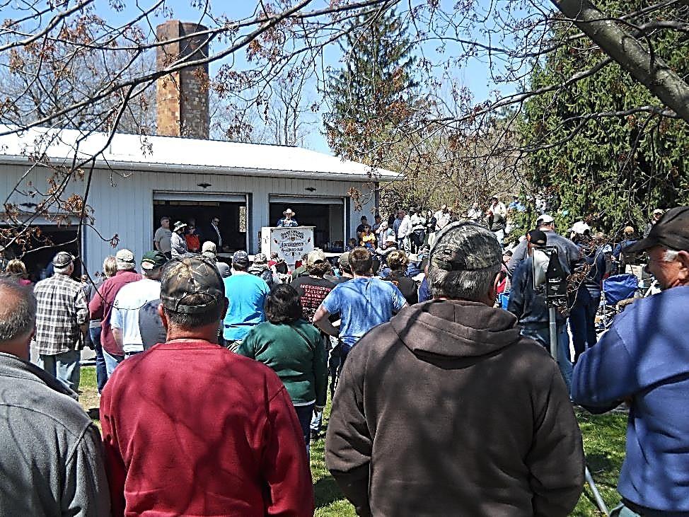outdoor auction, auction services
