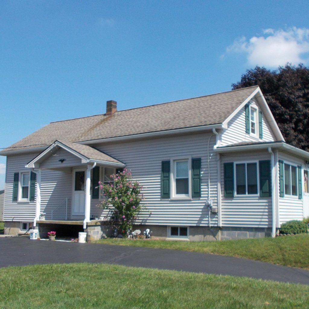 house sold lenhartsville november 2018